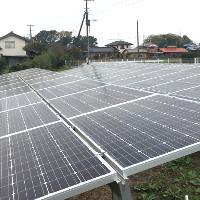 太陽光発電所|埼玉県行田市①