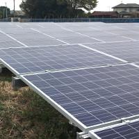太陽光発電所|埼玉県行田市③