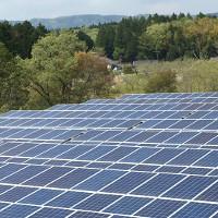 太陽光発電所|茨城県笠間市